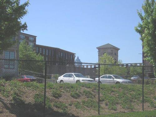 Fulton Mill buildings