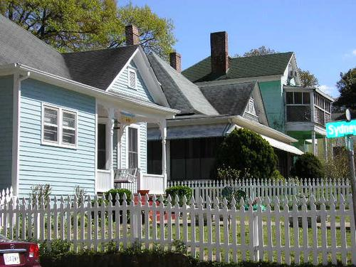 More Grant Street Houses