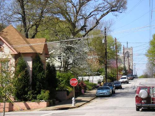 Houses on Grant Street 2
