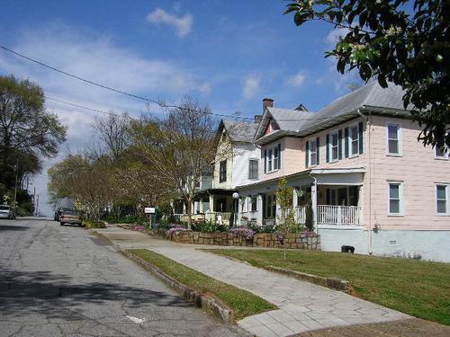 Haas Avenue Northward 1