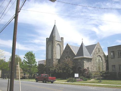Inman Park United Methodist Church