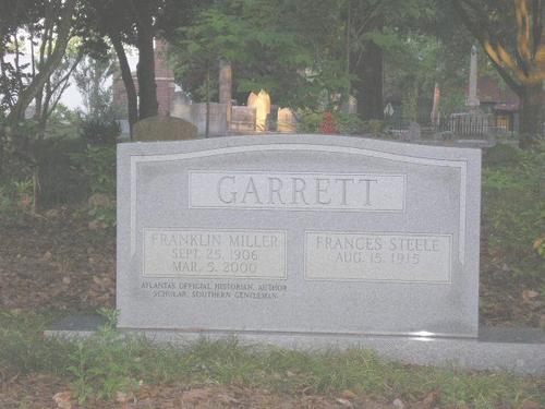 Franklin Garrett