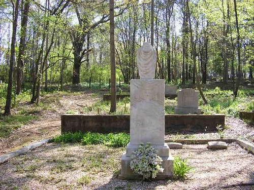 The Carson Plot Monument